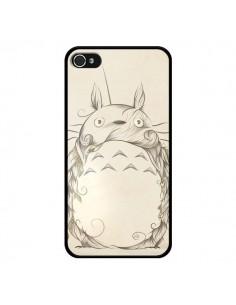 Coque Poetic Creature Totoro Manga pour iPhone 4 et 4S - LouJah