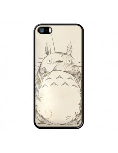 Coque Poetic Creature Totoro Manga pour iPhone 5 et 5S - LouJah