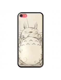 Coque Poetic Creature Totoro Manga pour iPhone 5C - LouJah