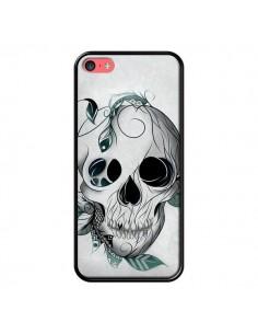 Coque Skull Boho Tête de Mort pour iPhone 5C - LouJah