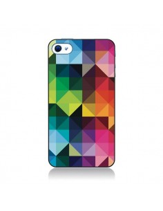 Coque Polygone pour iPhone 4 et 4S