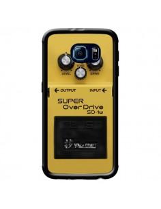 Coque Super OverDrive Radio Son pour Samsung Galaxy S6 Edge - Maximilian San