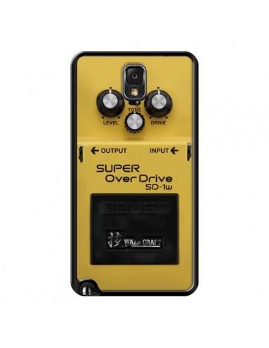 Coque Super OverDrive Radio Son pour Samsung Galaxy Note III - Maximilian San