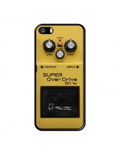 Coque Super OverDrive Radio Son pour iPhone 5 et 5S - Maximilian San