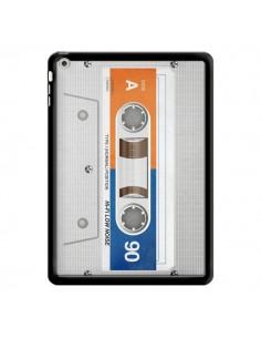 Coque White Cassette K7 pour iPad Air - Maximilian San