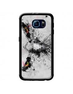 Coque Free Wild pour Samsung Galaxy S6 Edge - Maximilian San