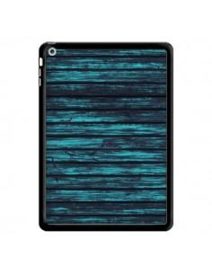 Coque Blue Moon Wood Bois pour iPad Air - Maximilian San