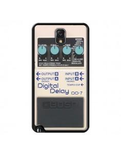 Coque Digital Delay Radio Son pour Samsung Galaxy Note III - Maximilian San