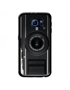 Coque Old Camera Appareil Photo Vintage pour Samsung Galaxy S6 Edge - Maximilian San