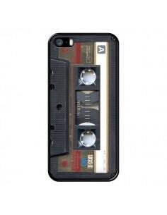 Coque Cassette Gold K7 pour iPhone 5 et 5S - Maximilian San