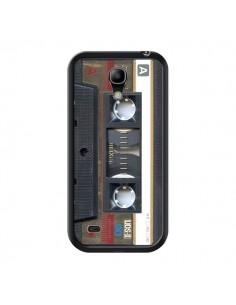 Coque Cassette Gold K7 pour Samsung Galaxy S4 Mini - Maximilian San