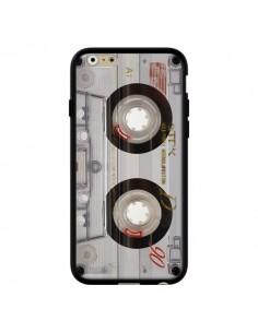 Coque Cassette Transparente K7 pour iPhone 6 - Maximilian San