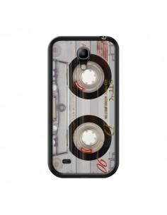 Coque Cassette Transparente K7 pour Samsung Galaxy S4 Mini - Maximilian San