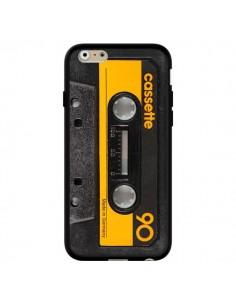 Coque Yellow Cassette K7 pour iPhone 6 - Maximilian San