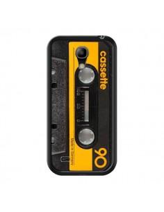 Coque Yellow Cassette K7 pour Samsung Galaxy S4 Mini - Maximilian San