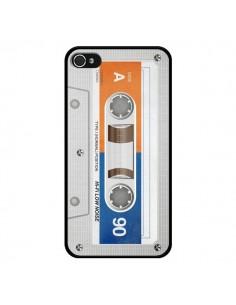 Coque White Cassette K7 pour iPhone 4 et 4S - Maximilian San