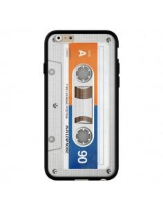 Coque White Cassette K7 pour iPhone 6 - Maximilian San