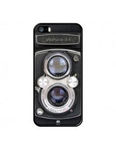 Coque Vintage Camera Yashica 44 Appareil Photo pour iPhone 5 et 5S - Maximilian San