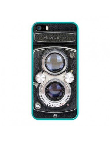 coque iphone 5 5s se vintage camera yashica 44 appareil photo maximilian san