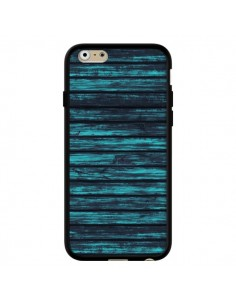 Coque Blue Moon Wood Bois pour iPhone 6 - Maximilian San
