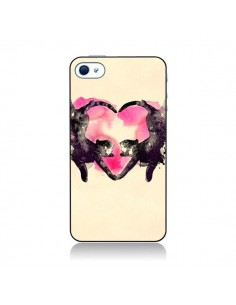 Coque Cats love to sleep pour iPhone 4 et 4S