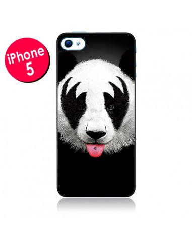Coque Kiss of a Panda pour iPhone 5