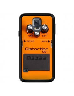 Coque Distortion DS 1 Radio Son pour Samsung Galaxy S5 - Maximilian San