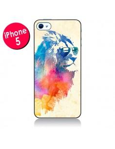Coque Sunny Leo pour iPhone 5/5S et SE - Robert Farkas