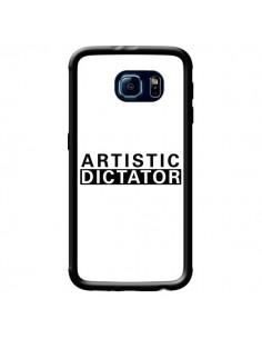 Coque Artistic Dictator Black pour Samsung Galaxy S6 - Shop Gasoline