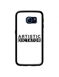 Coque Artistic Dictator Black pour Samsung Galaxy S6 Edge - Shop Gasoline