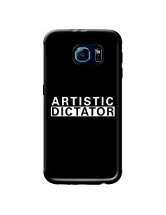 Coque Artistic Dictator White pour Samsung Galaxy S6 - Shop Gasoline
