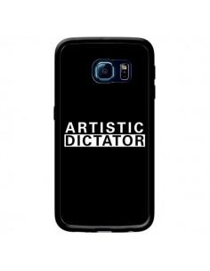 Coque Artistic Dictator White pour Samsung Galaxy S6 Edge - Shop Gasoline