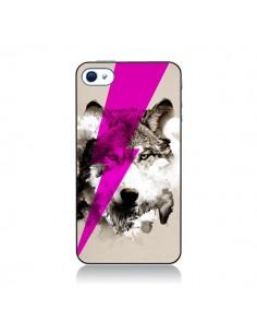 Coque Wolf Rocks pour iPhone 4 et 4S