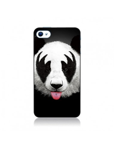 Coque Kiss of a Panda pour iPhone 4 et 4S