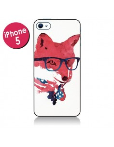 Coque American Fox pour iPhone 5