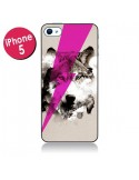 Coque Wolf Rocks pour iPhone 5