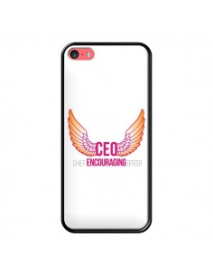 Coque iPhone 5C CEO Chief Encouraging Officer Rose - Shop Gasoline
