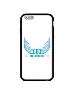Coque iPhone 6 et 6S CEO Chief Encouraging Officer Bleu - Shop Gasoline