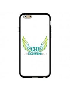 Coque iPhone 6 et 6S CEO Chief Encouraging Officer Vert - Shop Gasoline