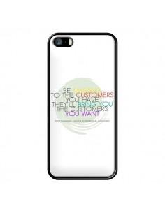 Coque iPhone 5/5S et SE Peter Shankman, Customers - Shop Gasoline