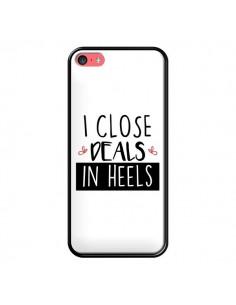 Coque iPhone 5C I close Deals in Heels - Shop Gasoline