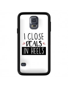 Coque I close Deals in Heels pour Samsung Galaxy S5 - Shop Gasoline