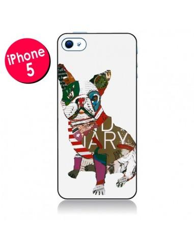 Coque Boston Bull pour iPhone 5