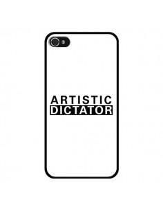 Coque Artistic Dictator Black pour iPhone 4 et 4S - Shop Gasoline