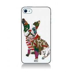 Coque Boston Bull pour iPhone 4 et 4S