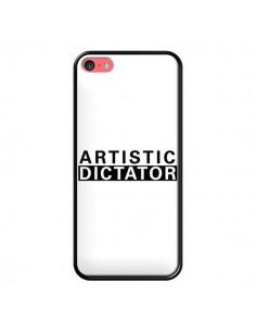 Coque iPhone 5C Artistic Dictator Black - Shop Gasoline