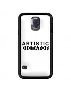 Coque Artistic Dictator Black pour Samsung Galaxy S5 - Shop Gasoline