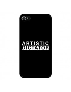 Coque Artistic Dictator White pour iPhone 4 et 4S - Shop Gasoline