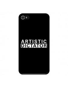 Coque iPhone 4 et 4S Artistic Dictator White - Shop Gasoline