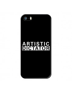 Coque iPhone 5/5S et SE Artistic Dictator White - Shop Gasoline